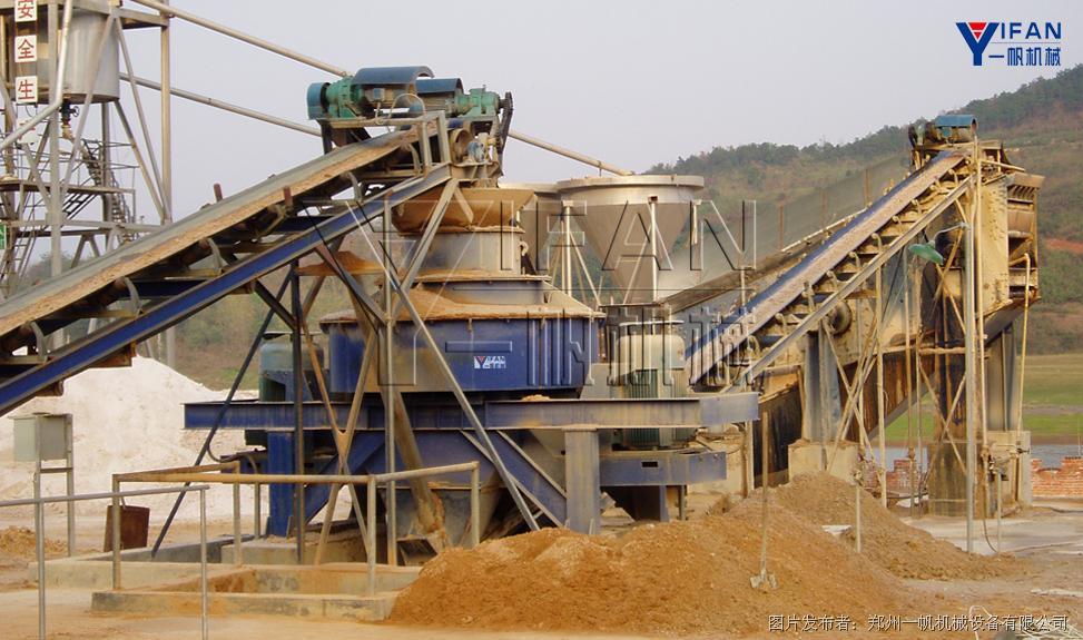 机械破碎机助推水泥和砂石骨料产业链融合
