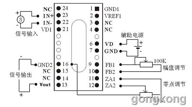 电路 电路图 电子 原理图 650_362