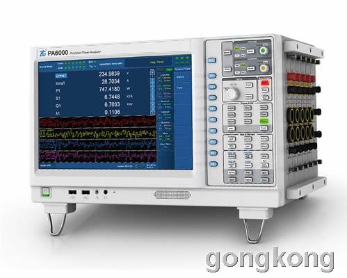 致远电子推出PA6000高精度功率分析仪