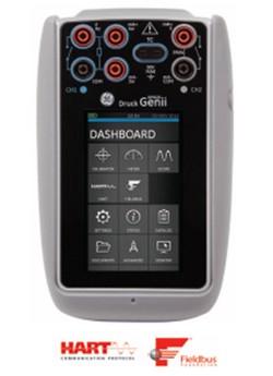 GE检测控制技术推出新品DPI620 Genii多功能压力校验仪