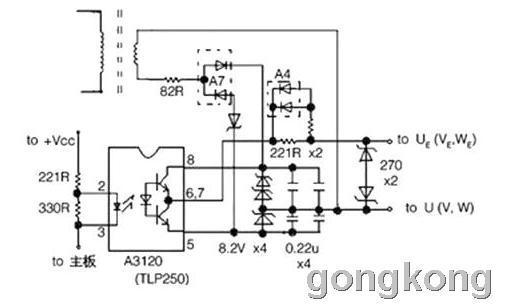电路 电路图 电子 原理图 510_306