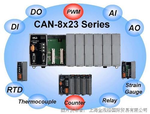 泓格科技發布新產品——CAN-8823