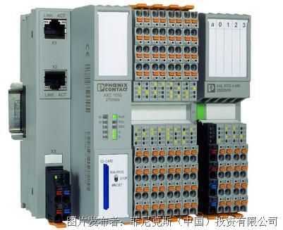 菲尼克斯电气新一代Axiocontrol控制器