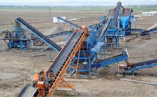 石灰石生产线配置优选破碎设备投资方案