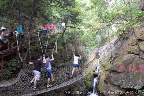 牛鱼嘴原始生态风景区是广东首个原始亚热带野生植物园,景区以观赏