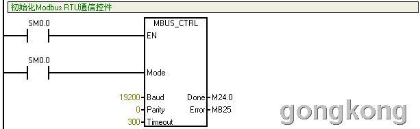 3.2 、调用MBUS_MSG进行通信读写
