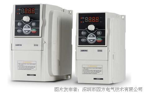 四方新品推出—E550L雕刻机专用系列变频器