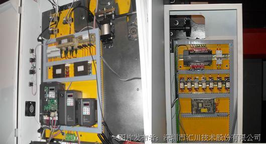is500系列伺服驱动器产品是汇川