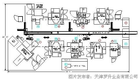 装卸平台设计图纸