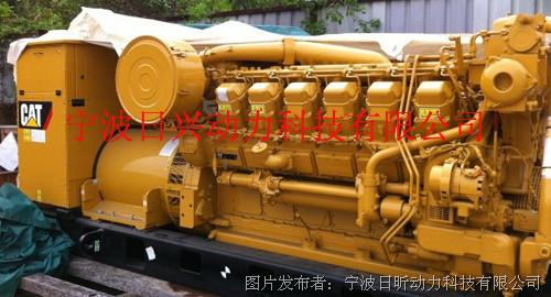 卡特彼勒电喷柴油发动机发电机组维修保养