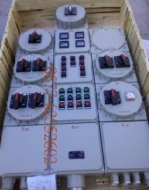 华诺防爆电器推出新款BXX51防爆动力检修箱