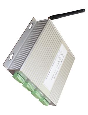 海通达推出HTD-WD388工业无线开关量8路输入8路输出控制器(无线0-20Km)