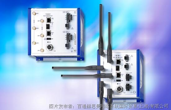 百通赫思曼发布新款工业无线以太网产品OpenBAT
