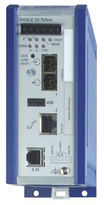 百通赫思曼推出工业安全解决方案Eagle Tofino-让您的工业网络高枕无忧