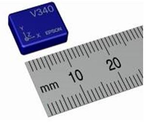 愛普生推出世界最小IMU