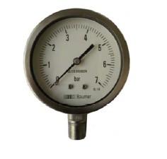 堡盟推出MES5系列OEM型不锈钢压力表