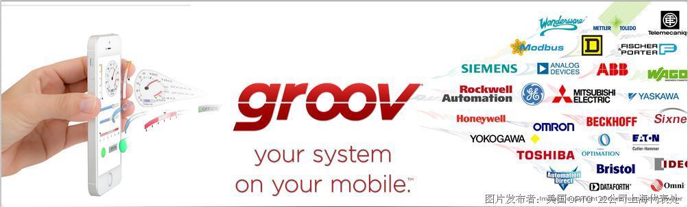 美国OPTO 22推出Groov,为PAC/PLC/DCS系统开启移动控制