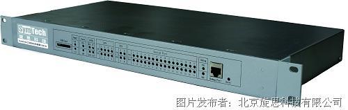 旋思科技发布SymLink N416--通信管理机