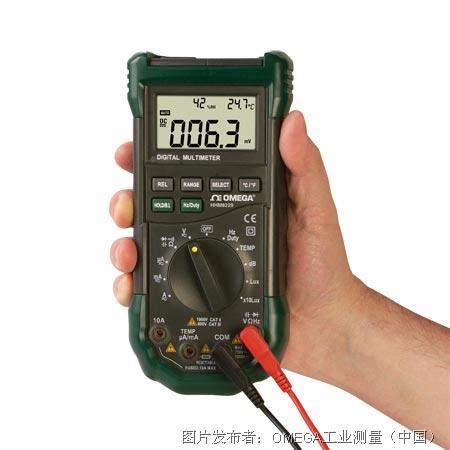 汽车水温传感器用万用表检测挡位