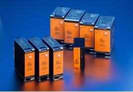 易福门推出新型高效、紧凑的24V电源,DN4系列