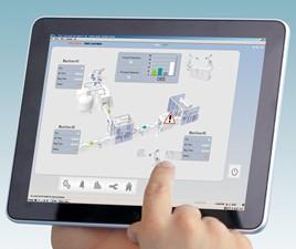 菲尼克斯电气推出全新Visu+移动可视化应用程序