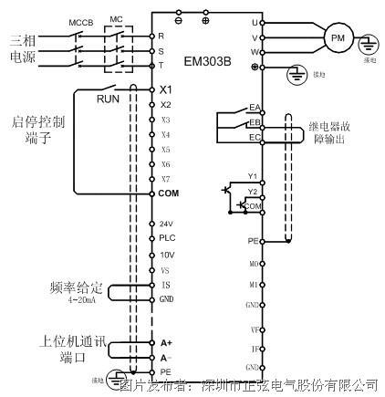 普乐特mam6080接线图