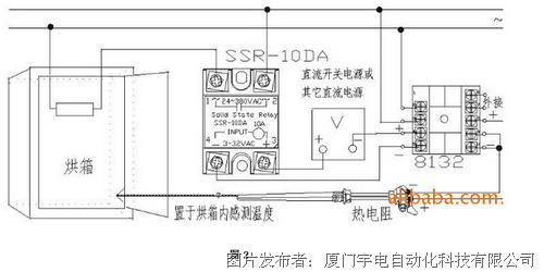 【宇电应用48】宇电温控仪ai-516与固态继电器在烘箱烤箱中的应用