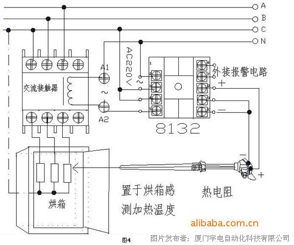 电路,其主要控制对象是电动机,也可用于控制其它电力负载,如电热器