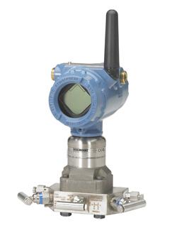 艾默生罗斯蒙特推出 3051S MultiVariable™ 无线压力变送器
