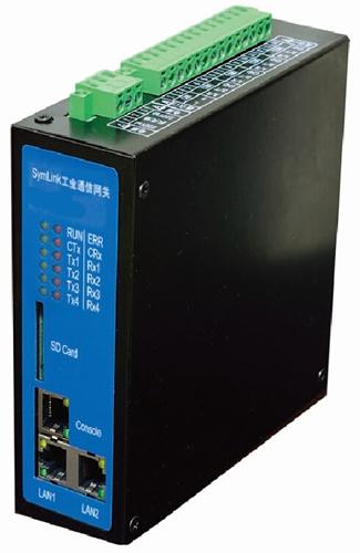 旋思科技发布SymLink XR2041--工业物联网智能网关