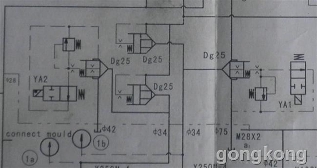 液压师傅给看看这是什么液压件的符号啊-专业自动化图片