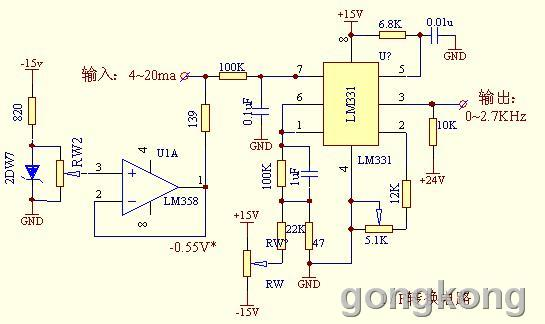 电路 电路图 电子 原理图 545_324
