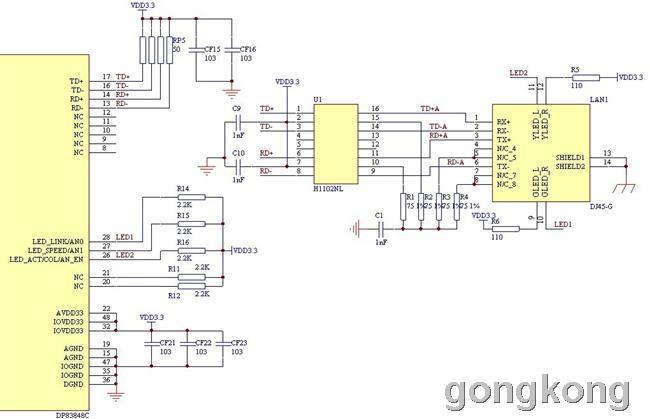 电路 电路图 电子 户型 户型图 平面图 原理图 650_419