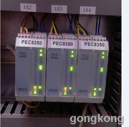 大工计控产品在螺杆挤压机上的应用
