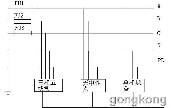 三相五线制接线图-专业自动化论坛-中国