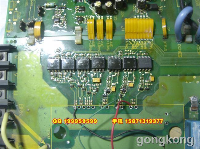西门子mm440变频器驱动电路图-专业自动化论坛-中国
