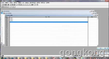 fxgp-win-c plc编程快速入门图片
