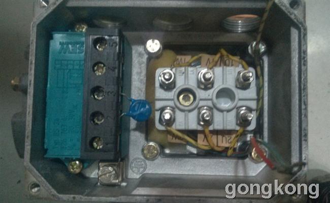 小型电机拆卸步骤图解