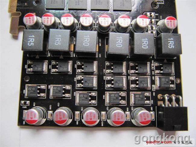如何判断显卡电子元件的好坏-专业自动化论坛-中国