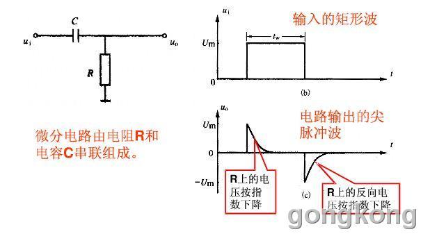 rc电路微分方程