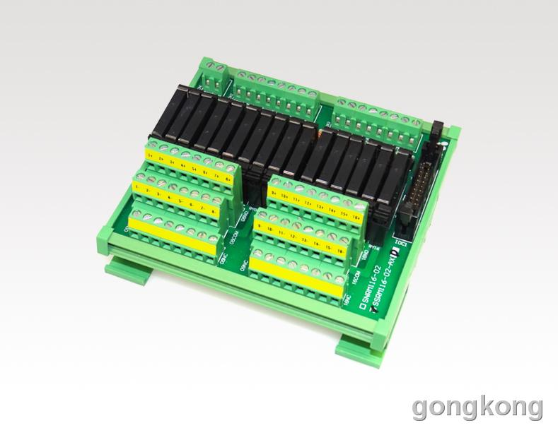 产品简介: 采用光耦合固态继电器,适高速信号切换应用 桥式整流电路