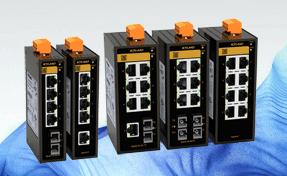 东土科技 Opal5/8入门级非网管型工业以太网交换机
