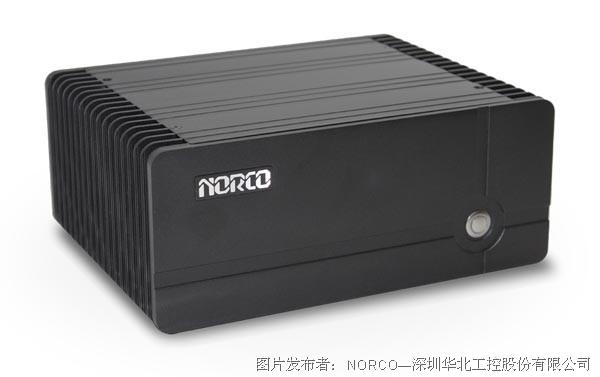 """华北工控 BIS-6910D""""冰翅""""结构无风扇嵌入式准系统"""