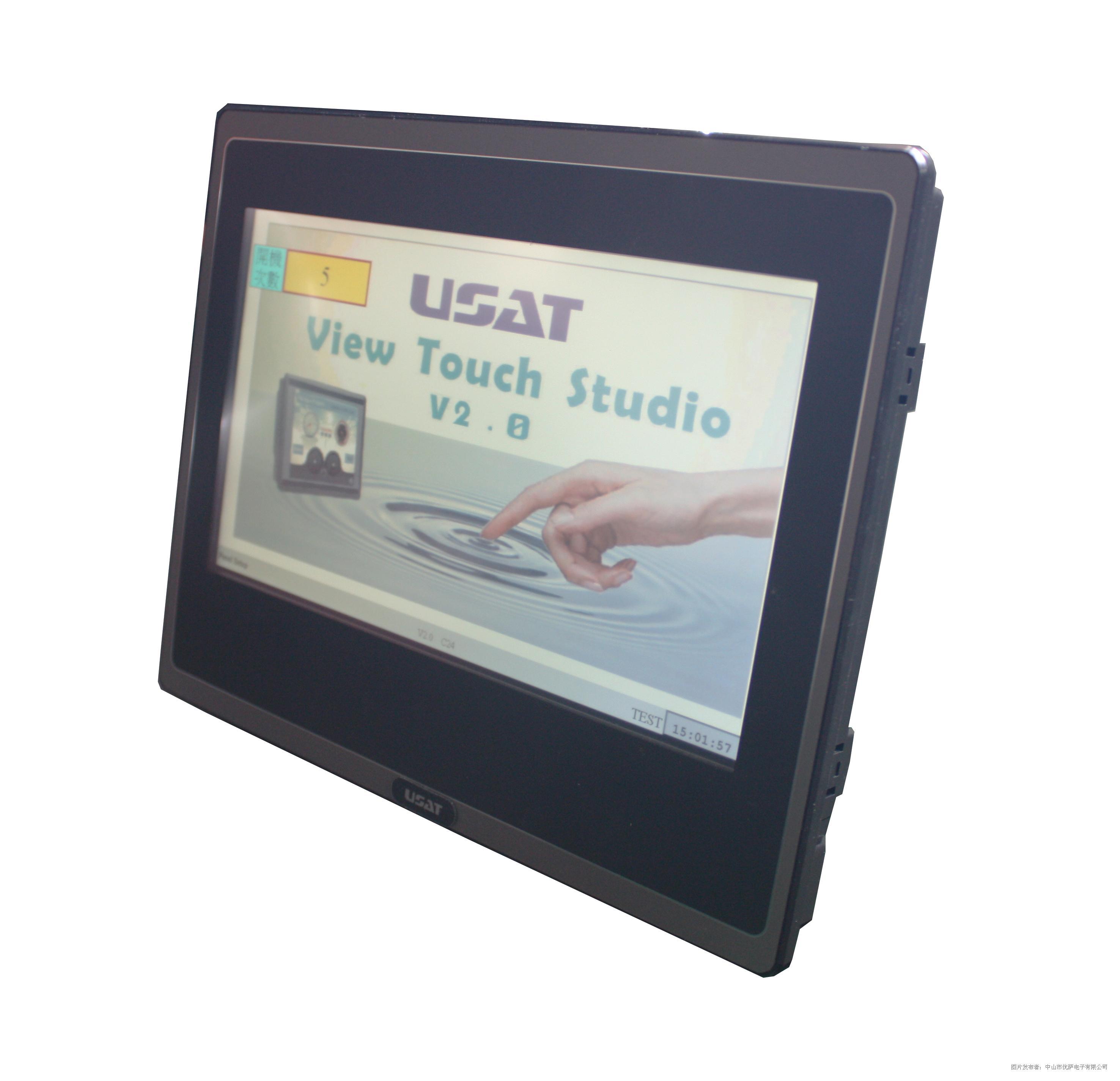优萨电子 USPA-100触摸式人机界面控制器