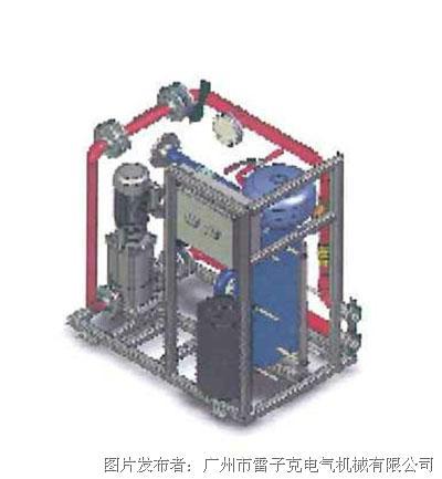 雷子克 RS 再冷却系统