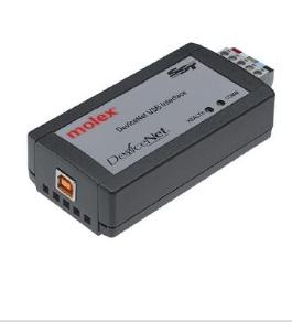 博森泰克 SSTDN4 DeviceNet* USB接口模块