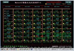 中电技术 MotorCC智能化马达控制中心