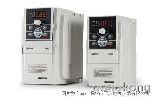 四方 E550L雕刻机专用系列变频器
