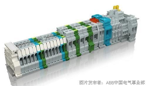 ABB  SNAC系列紧凑型接线端子/PI-Spring 直插式弹簧端子