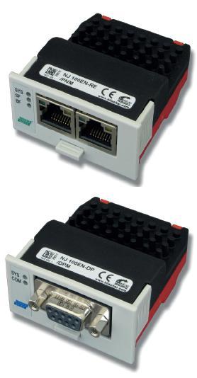 德国赫优讯 netJACK 用于嵌入式设计的功能强大可互换式模块